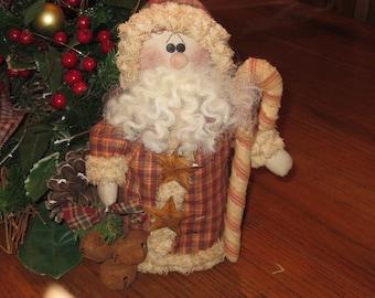 Vintage Santa - Santa Shelf Sitter - Christmas Decoration - Holiday Decoration - FAAP~HAFAIR~TEAMHAHA