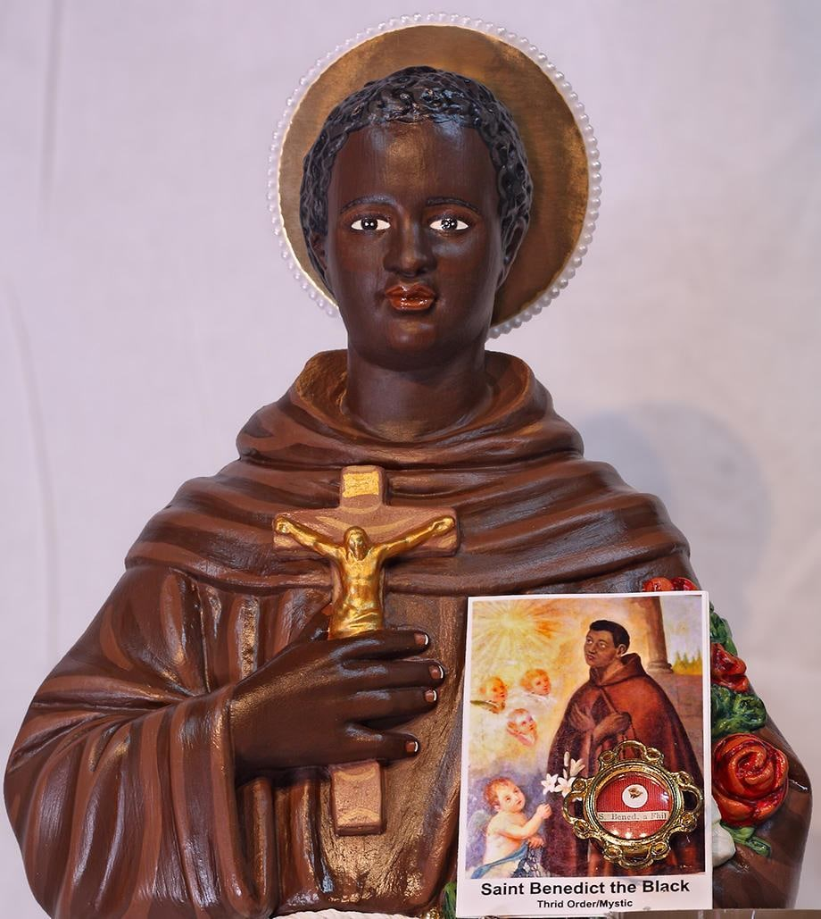 St. Benedict The Moor/Black San Benito De Palermo 25