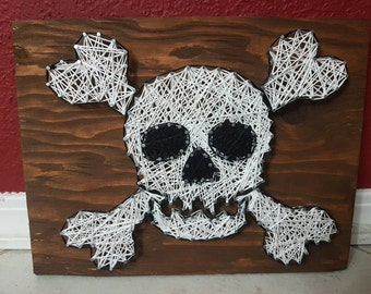 Pirate String Art
