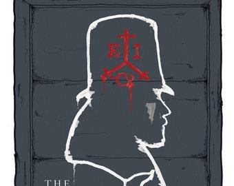 BBC TV series 'TABOO' English Pub Sign 'The Taboo Tavern' - print in A2/A3