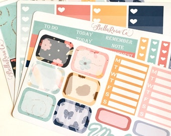 Planner Girl Planner Sticker Kit