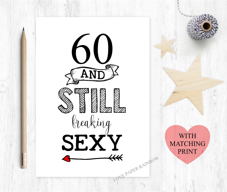 60th birthday card funny 60th birthday card sexy 60 sexy 60th – 60th Birthday Cards Funny
