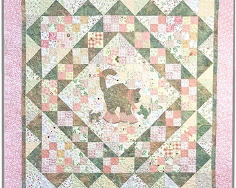 Cozy Cats quilt pattern