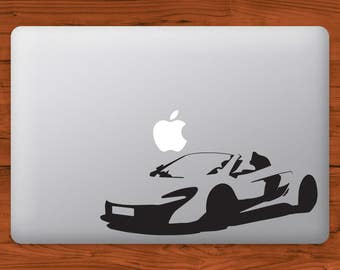 McLaren 675LT Spider MacBook Decal Laptop Sticker