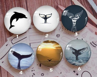 Handmade Round Photo glass Cabochons - ZY927