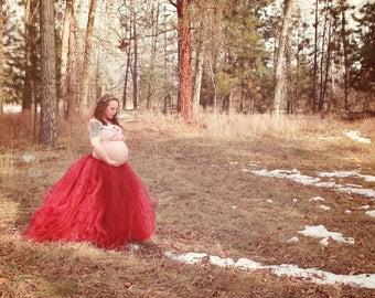 Maternity Tutu Photo Prop
