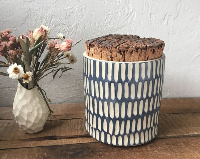 Cookie jar or large canister