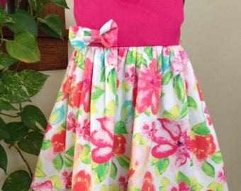 Easter Dress Size 6-9 Months