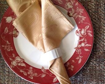 Table napkins Table linen Napkins Cloth  Napkins
