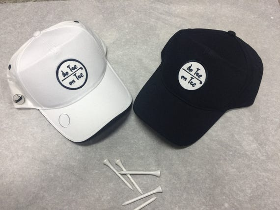 Male/female Cap with logo and brand magnetic balls