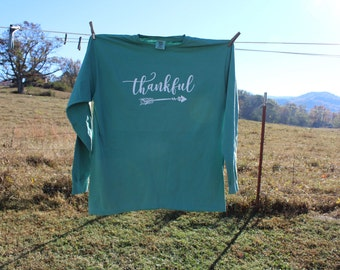Thankful Long Sleeve