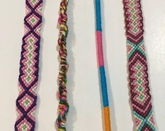 Friendship Bracelets #44