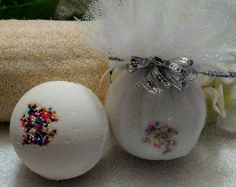 Birthday Bath Bomb~Birthday Cake Bath Bomb~Cake Bath Bomb~Vanilla Bath Bomb~Vanilla Cake Bath Bomb~Kids Bath Bomb~Bath Gift~