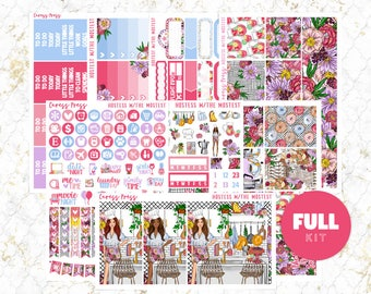 Hostess with the Mostest Full Kit | 250+ Stickers