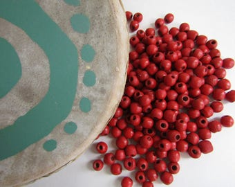 Sisters of the Moon ~ Red Tent Beads