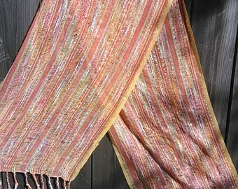 52.  Extra large scarf  (65in)