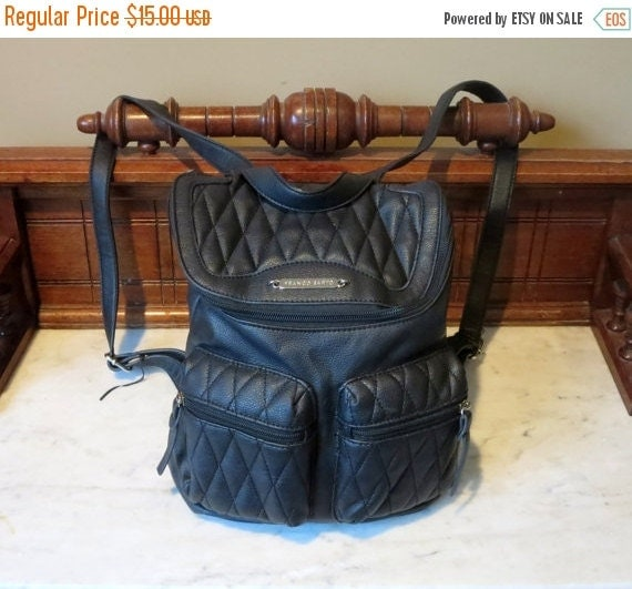 Football Days Sale Price Reduced! Franco Sarto Quilted Backpack-