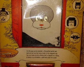 Doodle Poodle - Perky Poodle