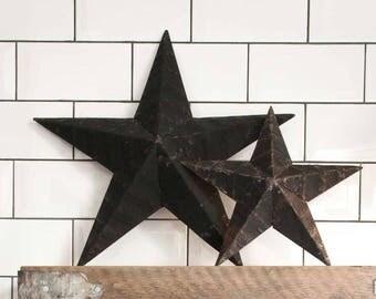 Vintage Amish Barn Stars