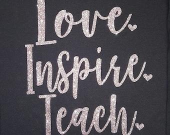 Love Inspire Teach
