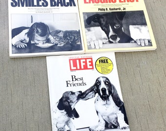 Three (3) Vintage LIFE Magazine Photo Books