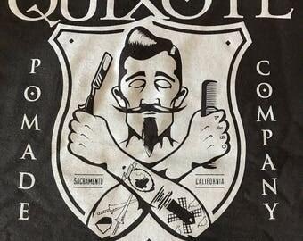 Medium Quixote Pomade Co Tshirt