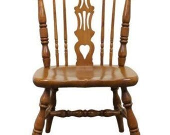 TELL CITY Young Republic Rockport Dining Side Chair 8066