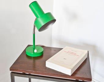 Lamp vintage Apple green