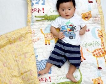 Personalized nap mat, toddler nap mat, baby mat, preschool nap mat, kindergarten nap mat, kids sleeping bag, toddler sleeping bag