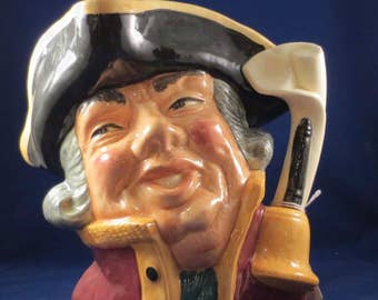 Town Crier Royal Doulton Figurine