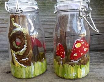 design small mason jars boho home decor christmas gifts