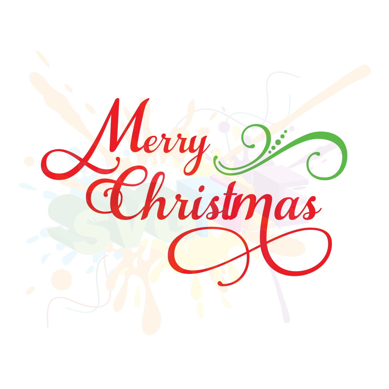 Download Merry Christmas SVG Files for Cutting Cricut Holiday Quotes