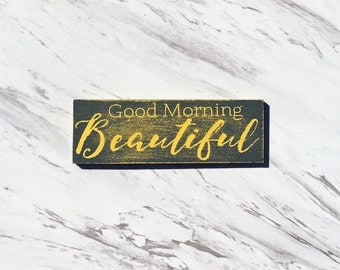 Good Morning Beautiful-MAGNET