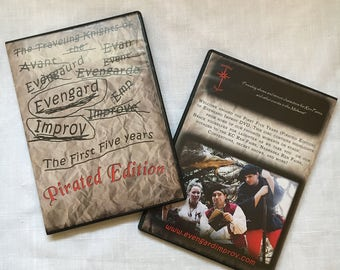 Evengard Improv DVD The First Five Years