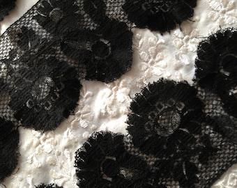 20's black lace. 98 insx4 .. Good order. Pretty. Fine