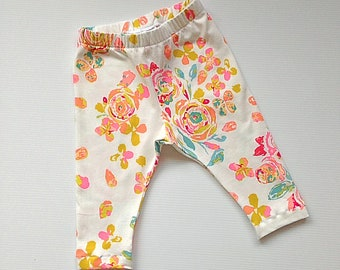 Flora leggings girls leggings
