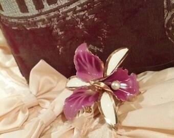 Vintage brooch art deco brooch art deco jewelry vintage flower jewelry beautiful brooch vintage jewelry unique jewelry