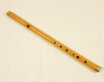 """Renaissance Flute, 6 hole transverse flute in """"C"""" - plum, professional"""
