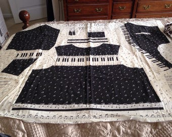 All That Jazz Vest Fabric