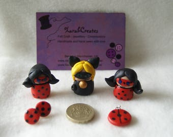 Miraculous Ladybug and CatNoir Items