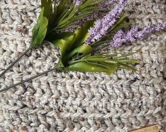 Crochet Blanket/ Crochet Afghan/ Crochet Throw