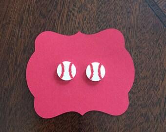 Baseball/Softball/Volleyball/Soccer/Sports Earrings