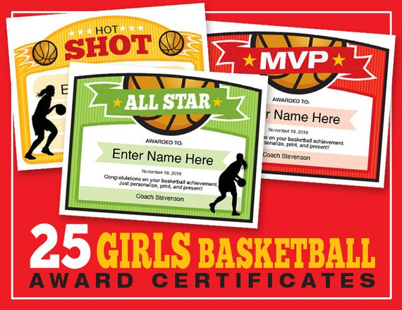25 girls basketball certificate templates kid certificates 25 girls basketball certificate templates kid certificates child certificate basketball award certificate templates girls basketball yadclub Choice Image