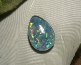 Reclaimed Vintage Opal Triplet, 2.1ct (Slightly Damaged)