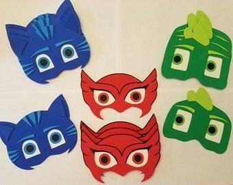 PJ Masks Decorations