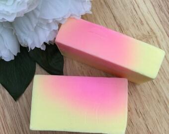Sweetie Pie Handmade Soap - Vegetarian, Vegan Soap, Cruelty Free