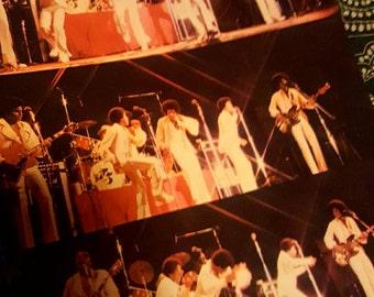 JACKSON 5 Five Concert Tour Orginal Program Booklet 1970's