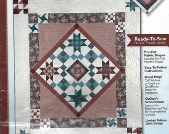 Quilt Block of the Month Month 3