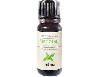 100% Pure Marjoram Spanish (Wild) Essential Oil 10ml, 50ml, 100ml