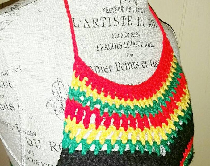 15% SALES EVENT Crochet Halter Top
